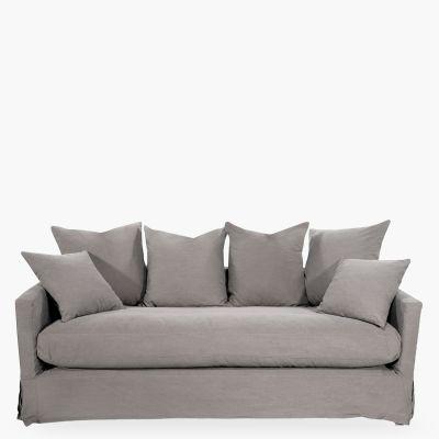 Sofa 2.5C Simone Gris Oscuro