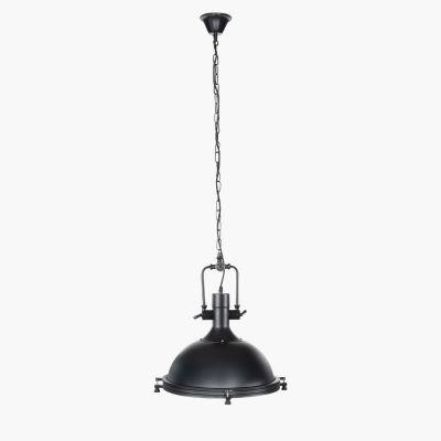 Lámpara de Colgar Warehouse Negro